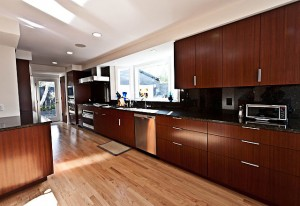 Los Angeles Residence : Kitchen