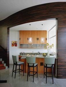 Los Angeles Residence : Bar
