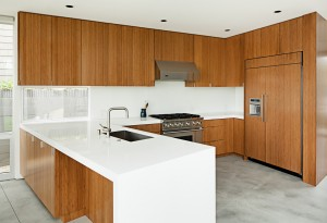 Manhattan Beach Residence : Kitchen