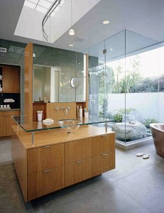 Los Angeles Residence : Bath