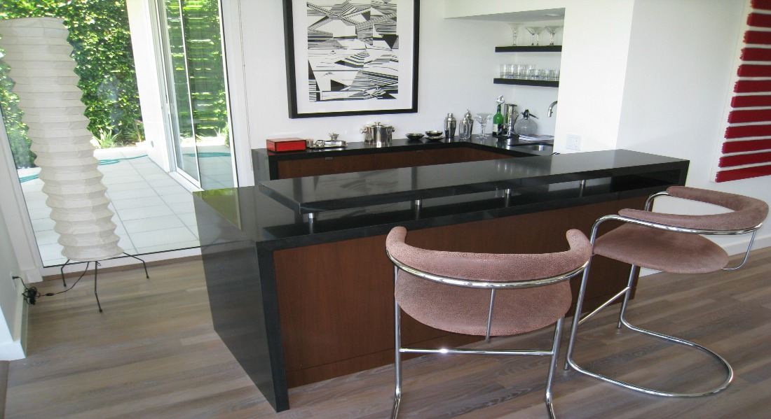 Beverly Hills Residence : Wet Bar