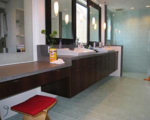 Venice Residence : Master Bath