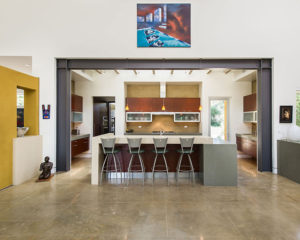 Pasadena Residence: Kitchen