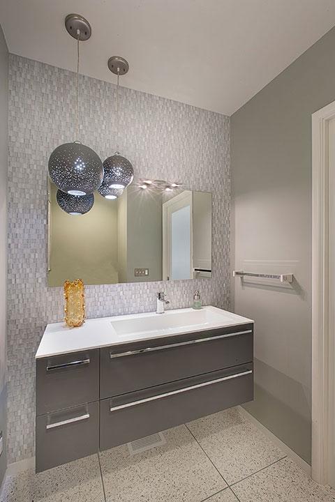 Custom Bathroom Design by Cactus Inc.