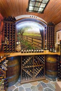 Cactus Inc. Wine Cellar