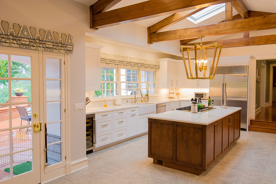 Design by Timme G, Custom Cabinets and woodwork by Cactus, Inc.