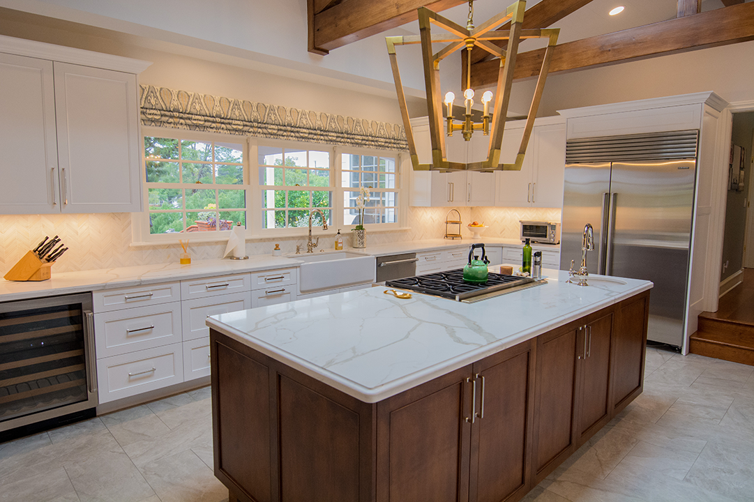 Design by Timme G, Custom Cabinets by Cactus, Inc.